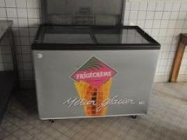 Congélateur à glaces
